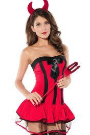 Žhavý ďábelský kostým