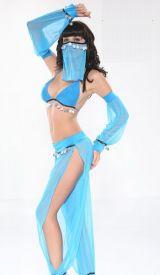 Kostým arabská břišní tanečnice