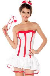 Zdravotní sestřička kostým