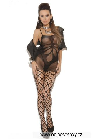 Sexy svůdné bodystocking