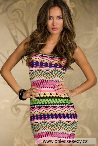 Krátké šaty Jordan