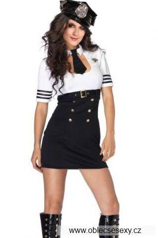 Kapitánka kostým