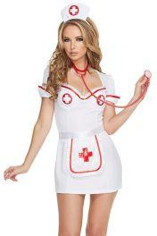 Erotický kostým zdravotní sestra