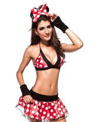 Flirtovní kostým Minie