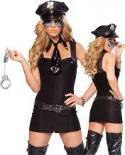 Kostým N.Y.P.D. policistky