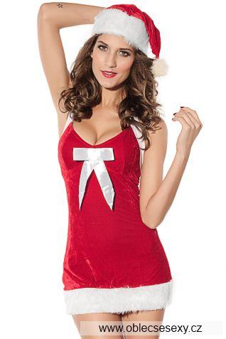 Vánoční sexy kostým