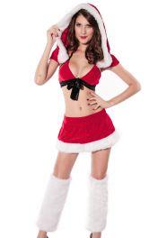 Sexy Vánoční kostým Aneta